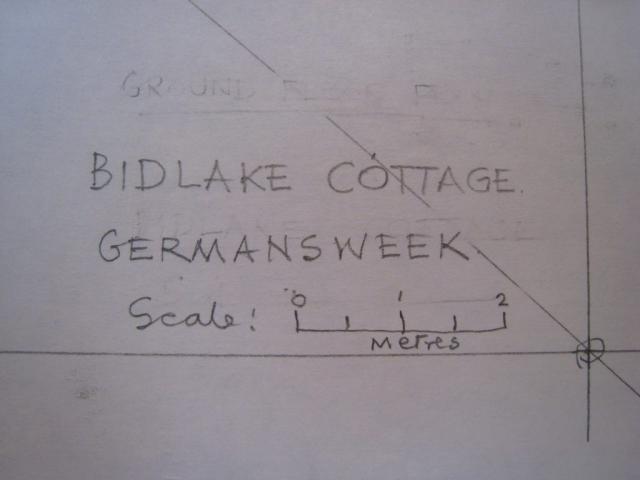 Bidlake Cottage - title slide