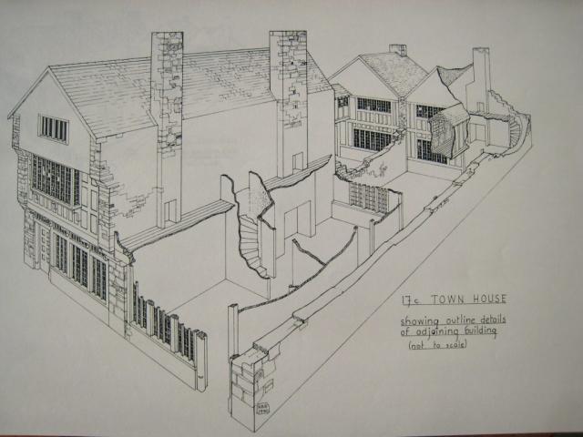 Devon Building 1.2 Totnes Townhouse