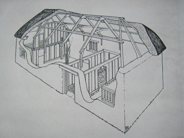 Devon Building 2.3 Medieval farmhouse