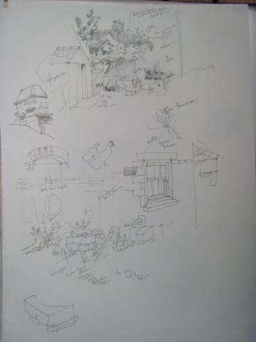 Church Gate Cottage Northlew details