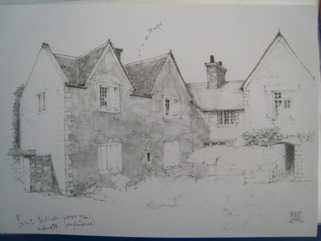 Great Bidlake Manor, Bridestowe