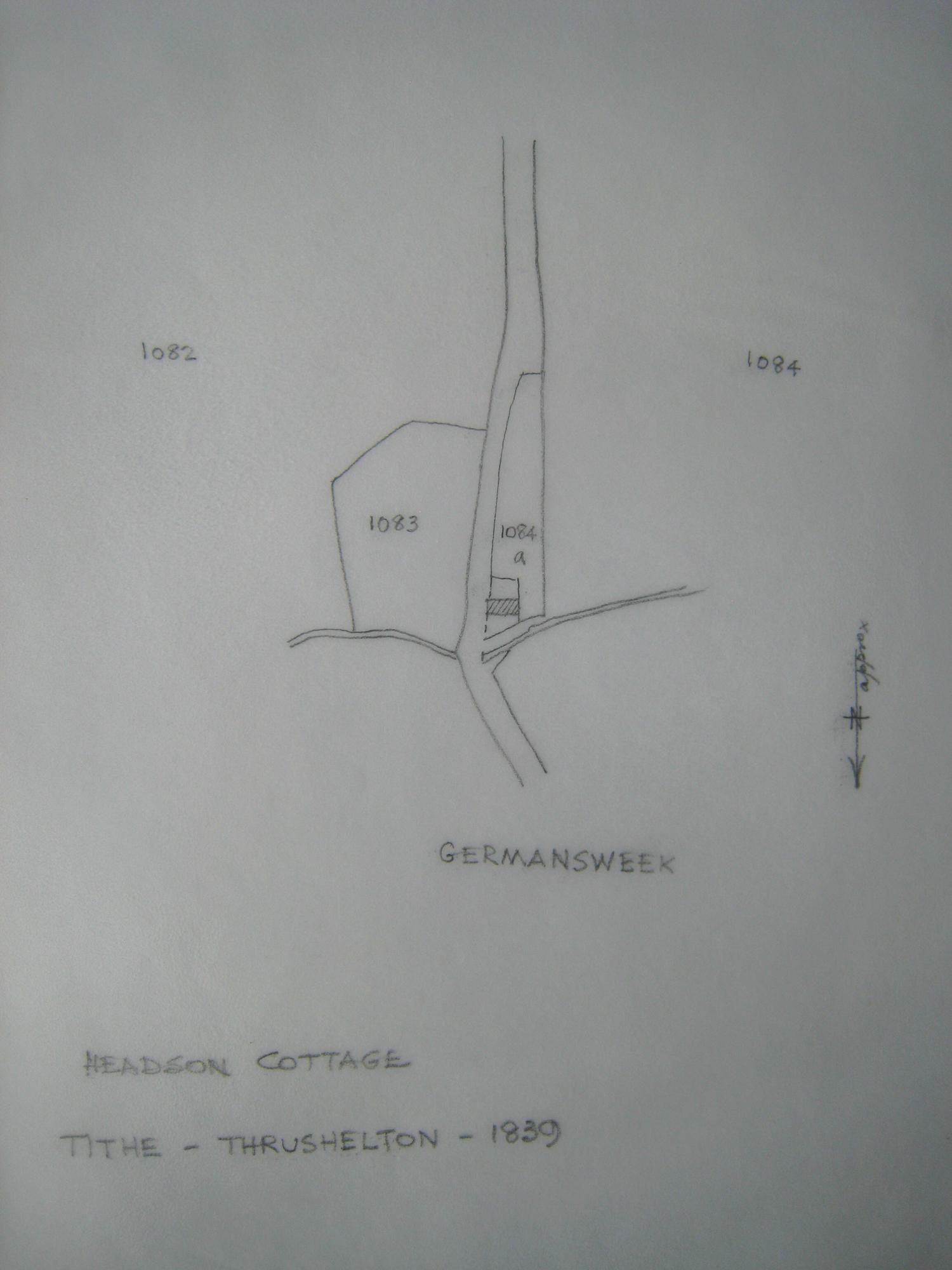 Headson Cottage, Broadwoodwidger