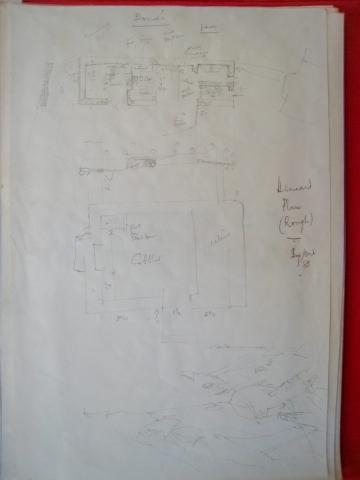 Hennard Mill rough plan