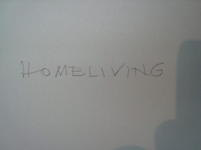Homeliving - title slide