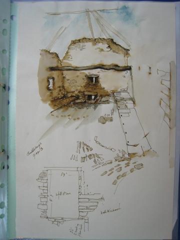 Dartmoor Longhouse Chaddlehanger Lamerton
