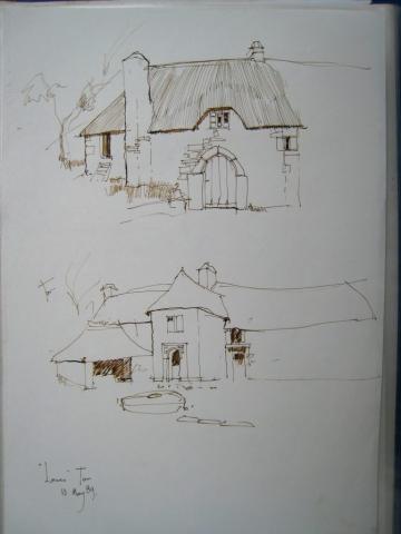 Dartmoor Longhouse Lower Tor Poundsgate