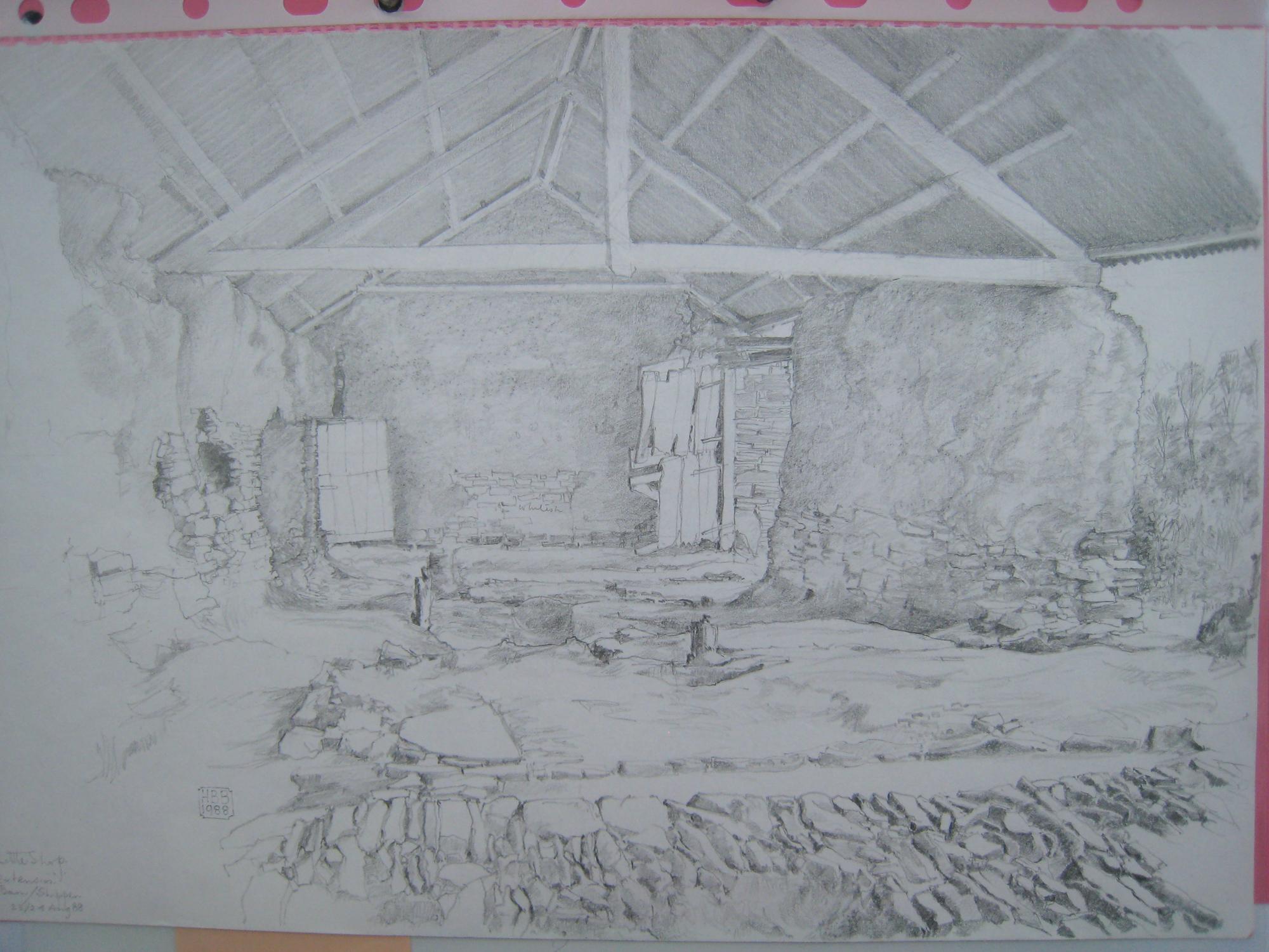 Little Shop: barn