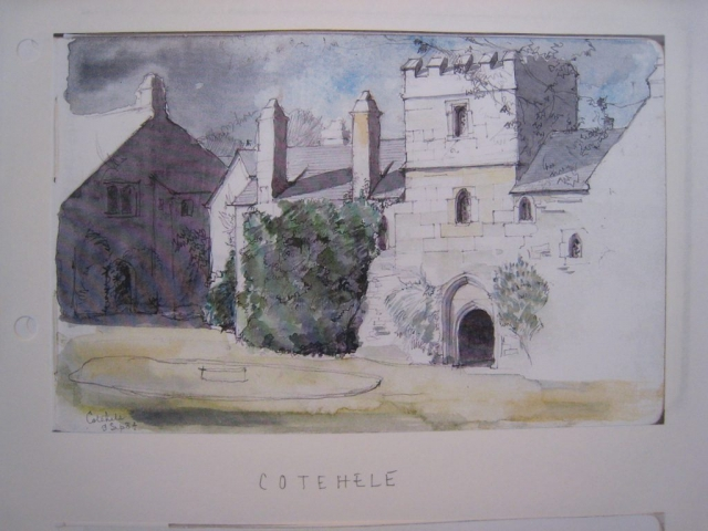 Cotehele, Saltash, Cornwall, National Trust