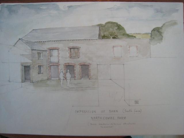 Northcombe Farm, Bratton Clovelly