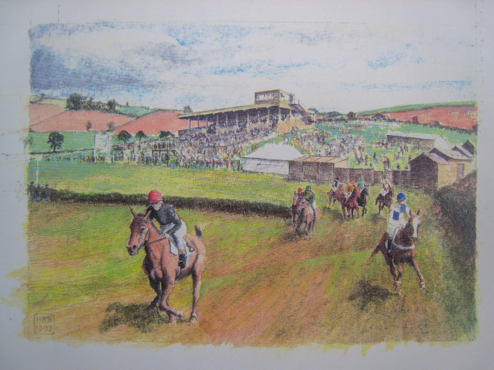 OB 19 Buckfastleigh Racecourse final