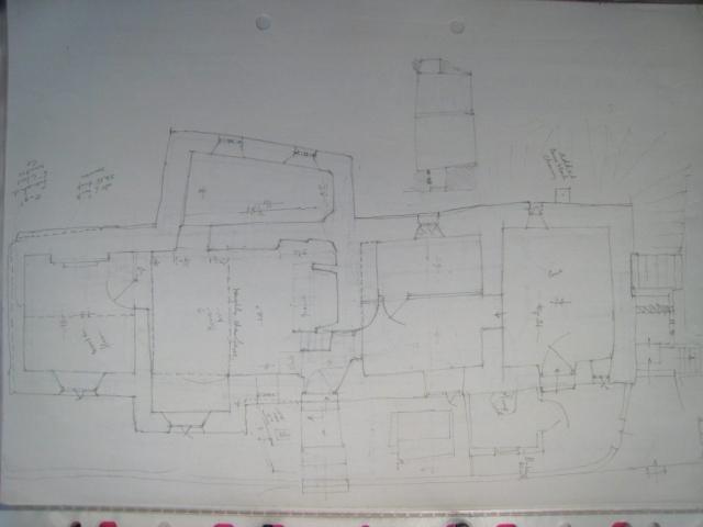 Shop: ground floor plan